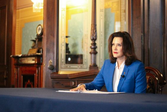 Governor Whitmer Reflects on 2020