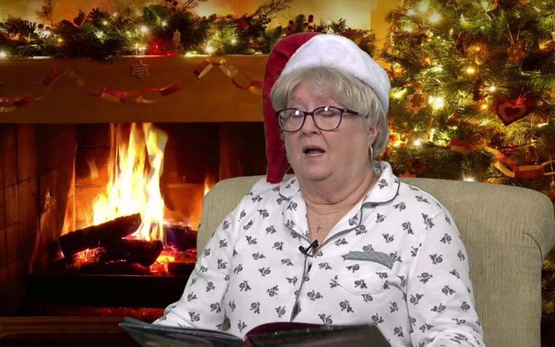 Holiday Stories With Evelyn: Santa Got Lost, How NORAD Saved Christmas