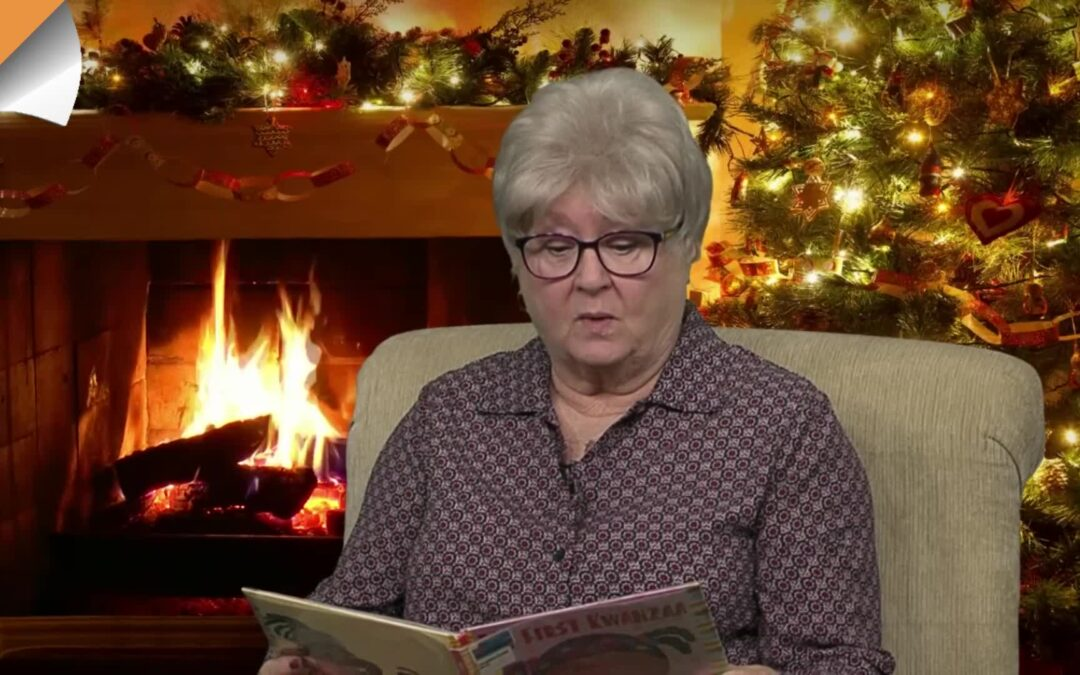 Holiday Stories With Evelyn: My First Kwanzaa