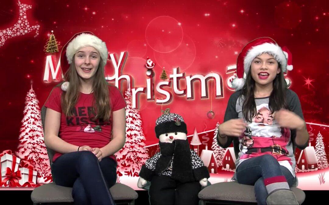 LA LA Girls Holiday Special