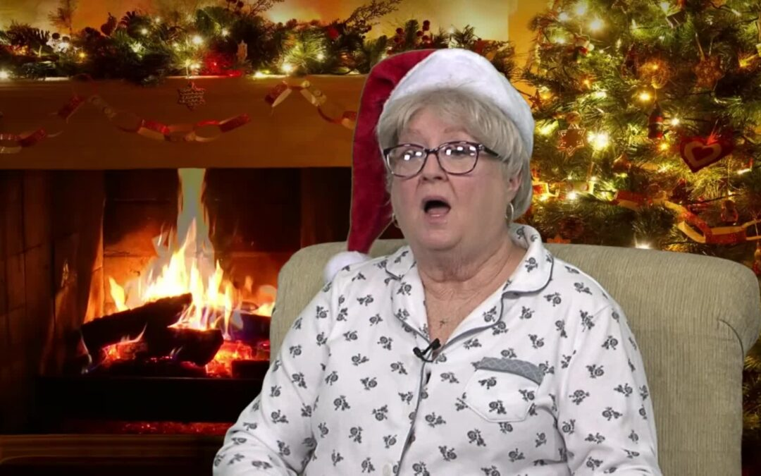 Holiday Stories With Evelyn: The Night Before Christmas