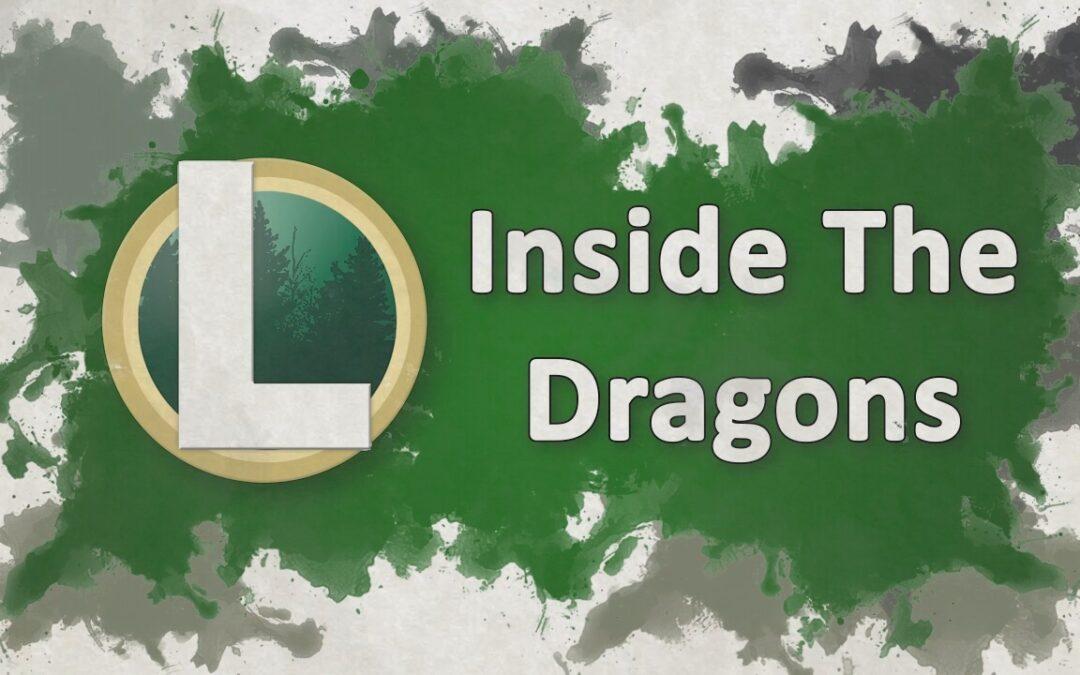 Inside The Dragons: November 2019