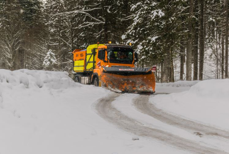 MDOT: Planning to clear snow from roads during a pandemic