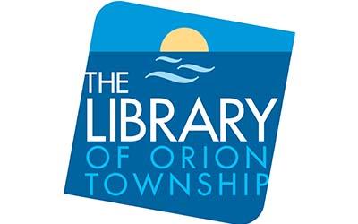 Orion Township Public Library Summer Reading Program