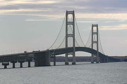 The Mackinac Bridge Walk is back for 2021