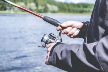 Showcasing the DNR: Reeling in the years