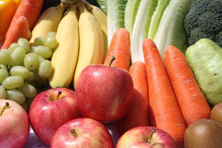 Market Days Promote Healthy Eating