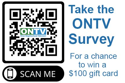 ONTV Survey: Chance to win a $100 gift card